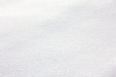 Textura da neve Fotografia de Stock Royalty Free