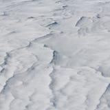 Textura da neve. Fotografia de Stock Royalty Free