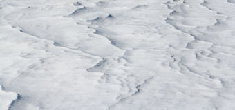 Textura da neve. Imagem de Stock