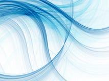 Textura da onda Imagem de Stock