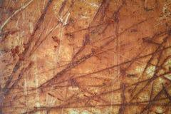 Textura da oxidação Fotos de Stock Royalty Free