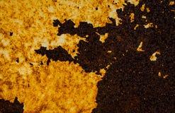 Textura da oxidação Foto de Stock