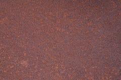 Textura da oxidação do ferro do Grunge, fundo de aço velho da corrosão Imagens de Stock Royalty Free