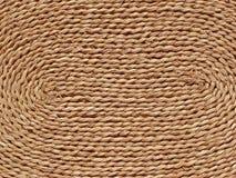 Textura da palha Imagens de Stock