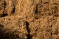 Textura da palha ou fundo Beautyful Fotografia de Stock