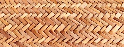 Textura da palha para o uso como o fundo Fotografia de Stock Royalty Free