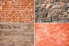 Textura da parede Foto de Stock