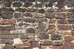 Textura da parede antiga foto de stock