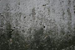 Textura da parede cinzenta velha do emplastro do cimento Foto de Stock Royalty Free