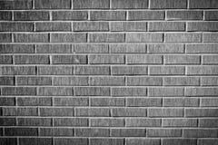 Textura da parede de tijolo do Grunge, versão preto e branco ilustração royalty free