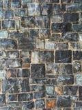 Textura da parede da pedra decorativa Foto de Stock
