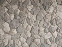 Textura da parede da rocha Fotografia de Stock