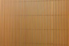Textura da parede de madeira do lath fotografia de stock royalty free
