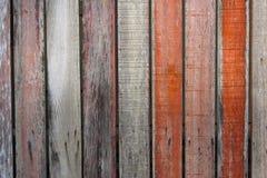 Textura da parede de madeira velha Imagem de Stock