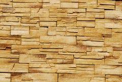 Textura da parede de pedra Fotografia de Stock
