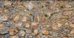 Textura da parede de pedra Fotos de Stock Royalty Free