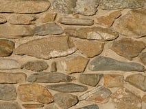 Textura da parede de pedra Fotos de Stock