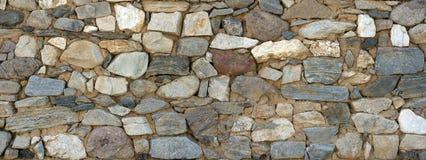 Textura da parede de pedra Foto de Stock