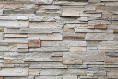 Textura da parede de pedra do ofício Imagens de Stock Royalty Free