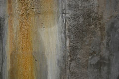 Textura da parede de superfície oxidada gasto velha Fotos de Stock Royalty Free