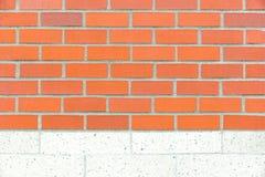 textura da parede de tijolo Imagens de Stock