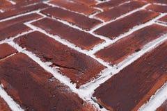 textura da parede de tijolo Fotos de Stock