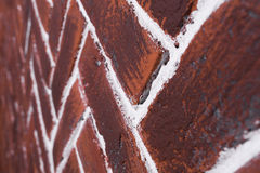 textura da parede de tijolo Fotografia de Stock Royalty Free