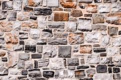 Textura da parede de tijolo de Grunge Fotos de Stock Royalty Free