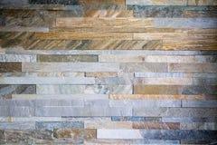 Textura da parede de tijolo de Grunge Foto de Stock Royalty Free
