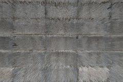Textura da parede de tijolo, estilo do bloco 3d Fotos de Stock Royalty Free