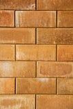 Textura da parede de tijolo velha Fotos de Stock