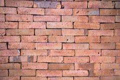 Textura da parede de tijolo vermelho Imagem de Stock Royalty Free