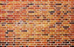 Textura da parede de tijolo vermelho fotos de stock