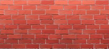 Textura da parede de tijolo vermelho ilustração royalty free