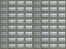 Textura da parede de Windows Imagens de Stock