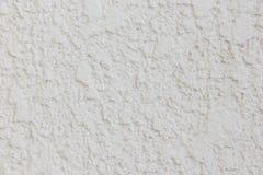 Textura da parede do cimento branco Imagens de Stock Royalty Free