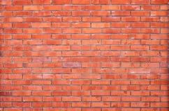 Textura da parede do tijolo vermelho velho Imagem de Stock Royalty Free