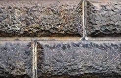 A textura da pedra Foto de Stock