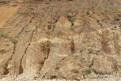 Textura da pedra-costa Fotos de Stock