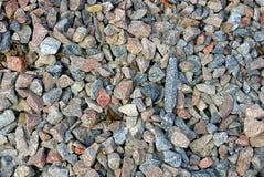 Textura da pedra e da entulho imagem de stock royalty free
