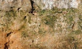 Textura da pedra velha Fotos de Stock