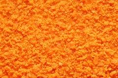 Textura da pepita de galinha Fotos de Stock