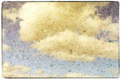 Textura da placa da cortiça Foto de Stock Royalty Free