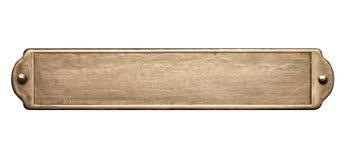 Textura da placa de metal Imagens de Stock