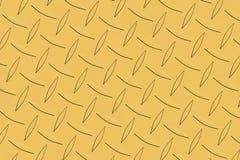Textura da placa do diamante do ouro ilustração do vetor