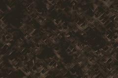 Textura da porta, textura de uma porta de madeira com testes padrões cinzelados ilustração stock