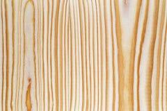 Textura da prancha da madeira de pinho Foto de Stock Royalty Free