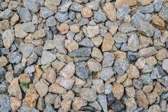 Textura da rocha da pilha da rocha Fotografia de Stock