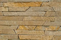 Textura da rocha do arenito Imagens de Stock