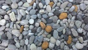 Textura da rocha do fundo Imagens de Stock